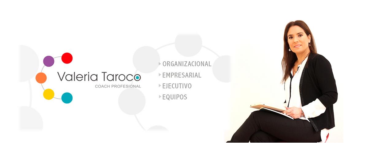 Valeria Taroco Coach profesina en Chile