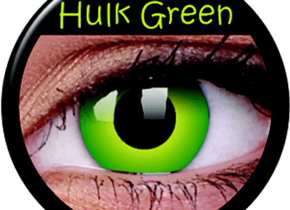 LENTES LOCOS HULK GREEN