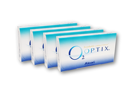 O2 OPTIX 4 CAJAS