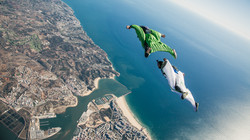 Wingsuit Portugal
