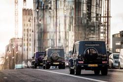 Mercedes G63 Tour