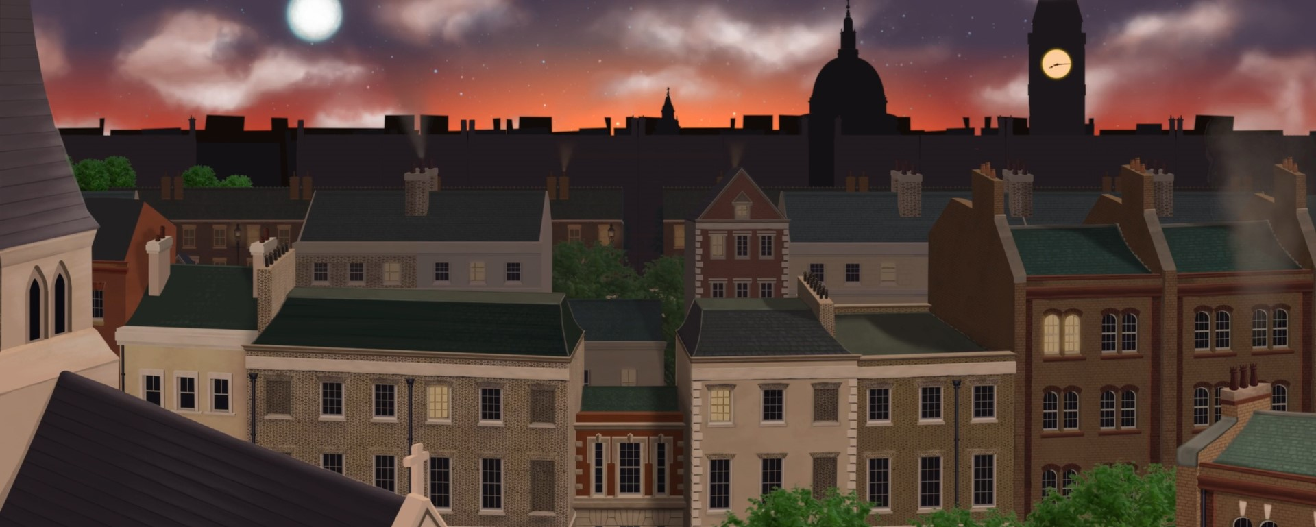 London (Peter Pan)