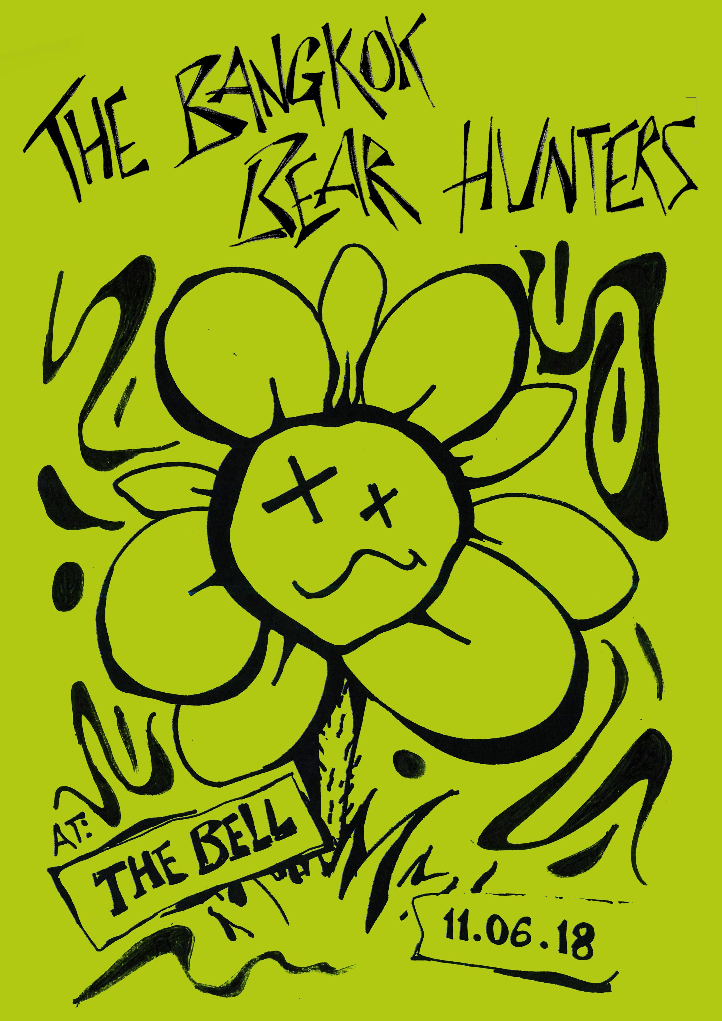 The Bangkok Bear Hunters