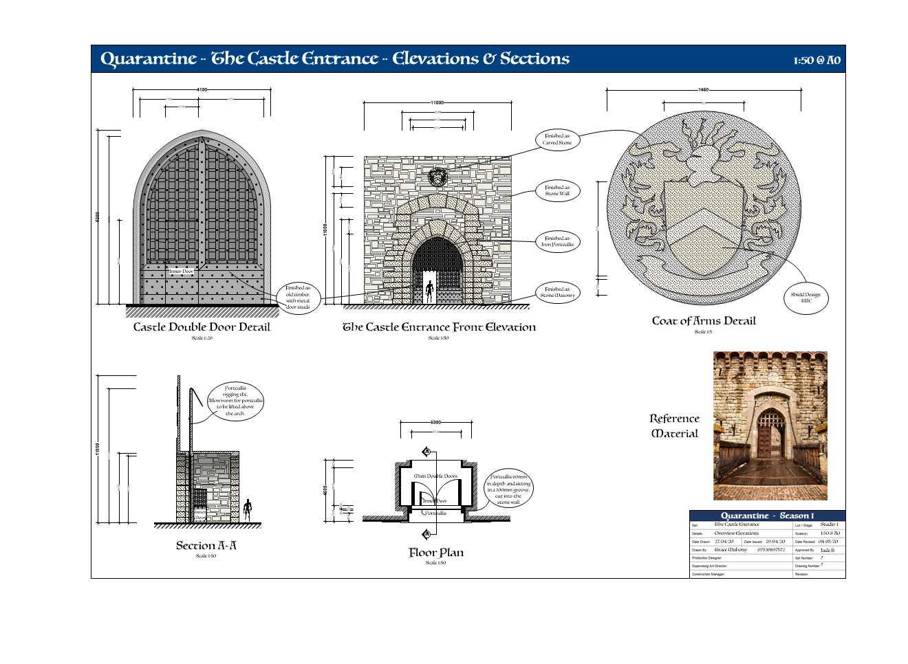 Castle Door Practise v02
