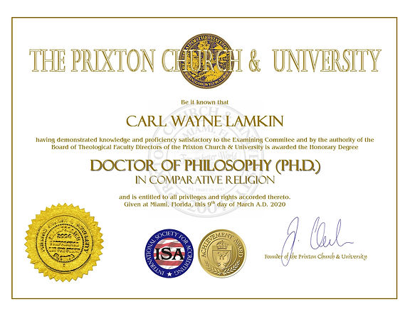 PhD Degree in Comparative Religion-page-