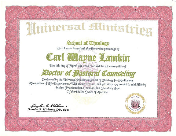 DOCTOR OF PASTORAL COUNSELING 3 14 2020.