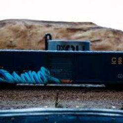 Manos 60' CSX Boxcar Ho Scale