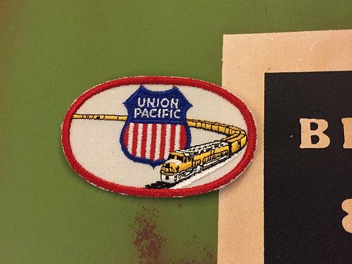 Union Pacific Patch