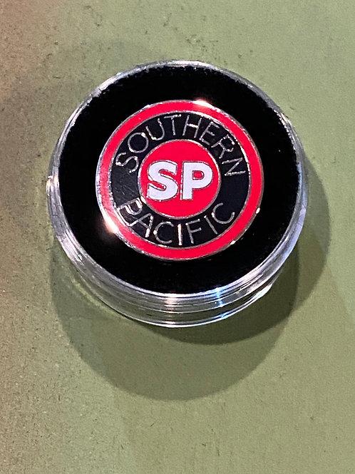 Southern Pacific Railroad Pin