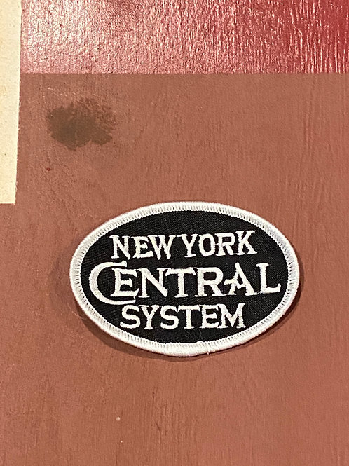New York Central System Patch