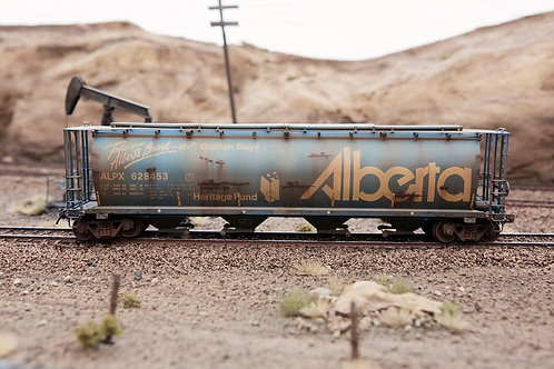 Alberta Cylindrical Hopper Ho Scale