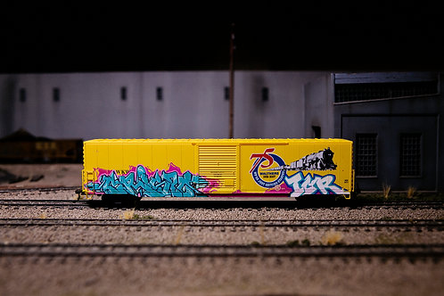 Crispo 60' HO Scale Boxcar