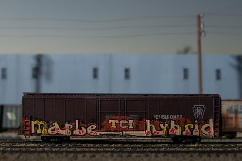 Maple Hybrid (By Hybrid) 60' Pennsylvania Ho Scale