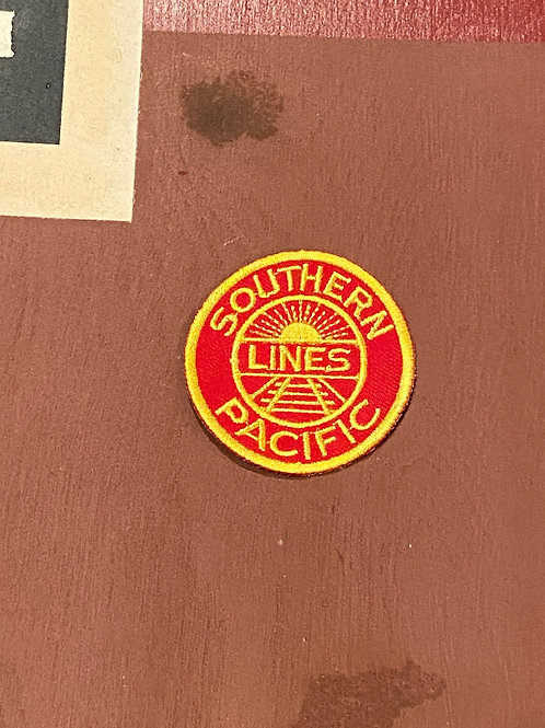 Southern Pacific Patch -Small