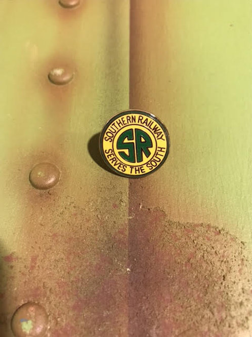 Southern Railway Original Logo Pin