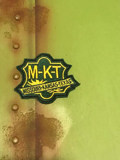 MKT Green Logo Patch