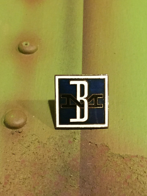 Boston & Maine Original Logo Pin