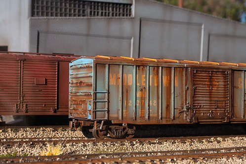 Middletown & New Jersey 50' Boxcar