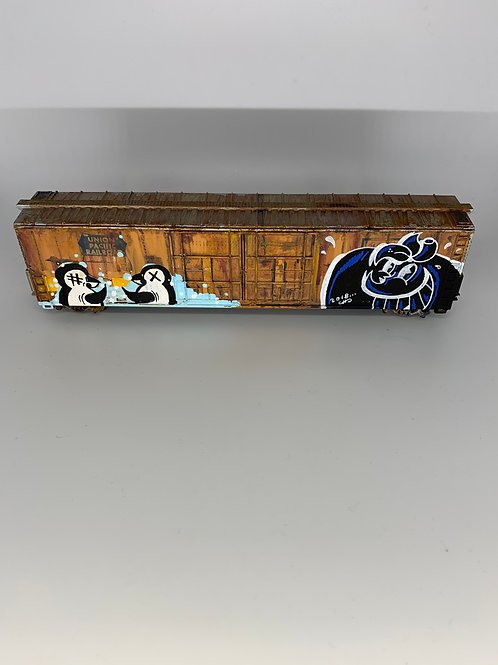 Atomic/Oxide Boxcar HO Scale