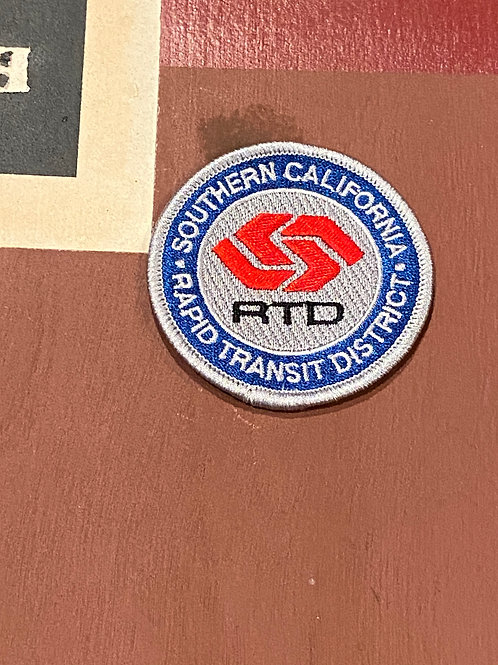 RTD So Cal Patch