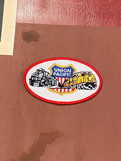 Union Pacific Engine's Patch