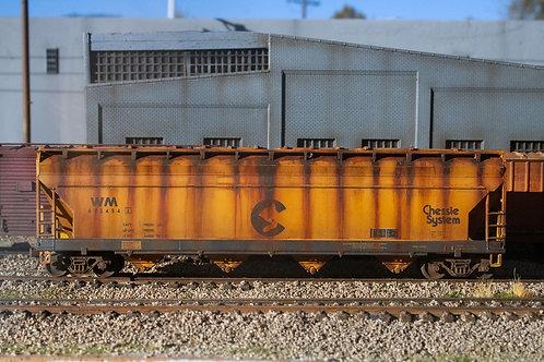 Chessie 50' Hopper
