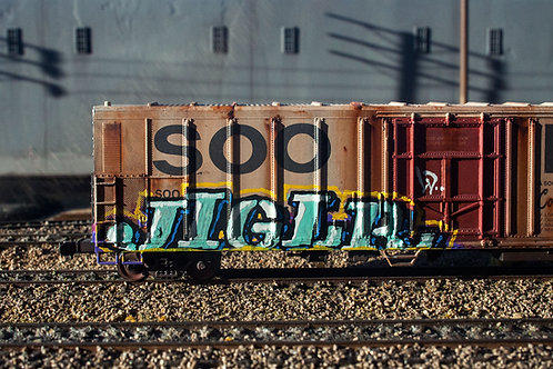 Jigl 50' Ho Scale Soo Line