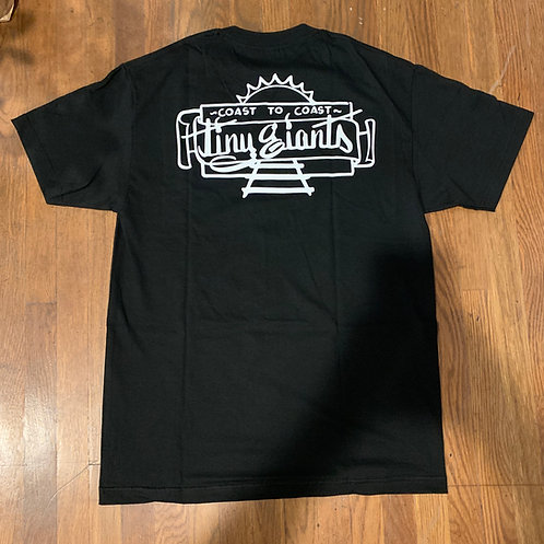 "Tiny Giants ""Hindue"" T-Shirt -Black"