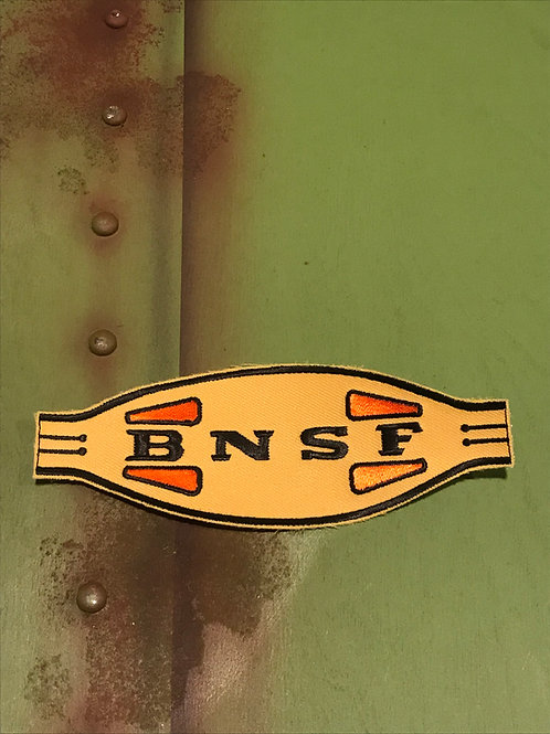 BNSF Patch