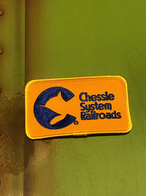 Chessie Systems RXR Patch