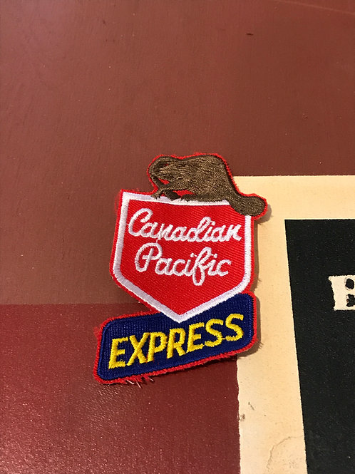 Canadian Pacific Express Patch