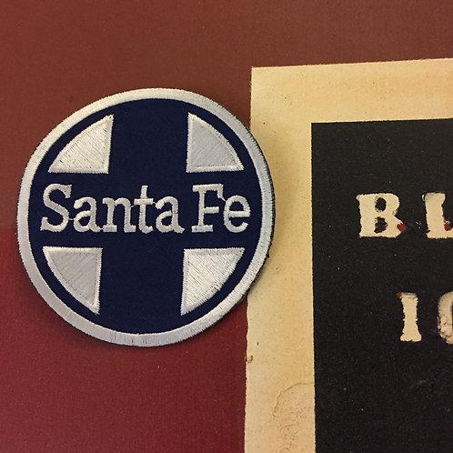 Santa Fe Round Patch