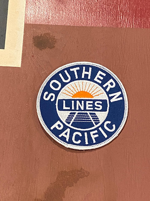 Southern Pacific Lines Patch -Large