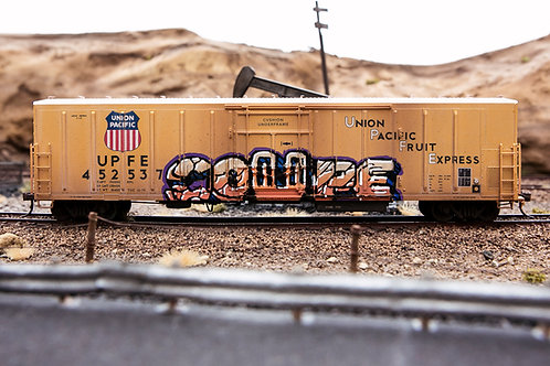 Coupe UFPE 60' Reefer Ho Scale