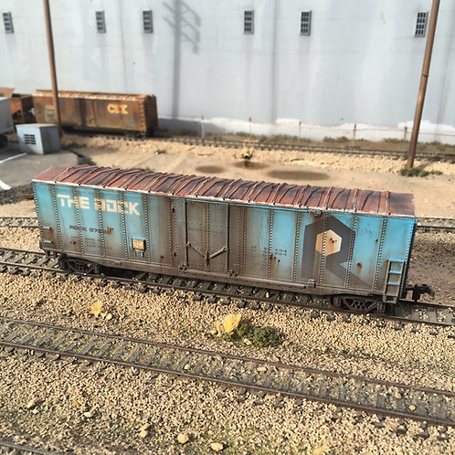 "Route Rock ""The Rock"" 50' Boxcar"