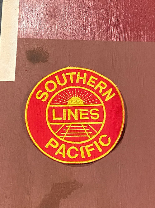 Southern Pacific Patch -Large