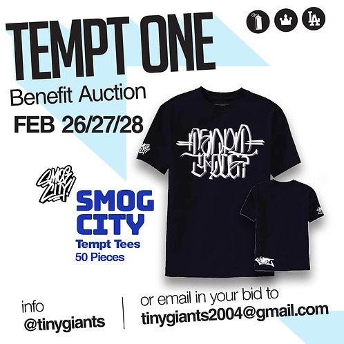 SMOG CITY LTD EDITION TEMPT T-SHIRT