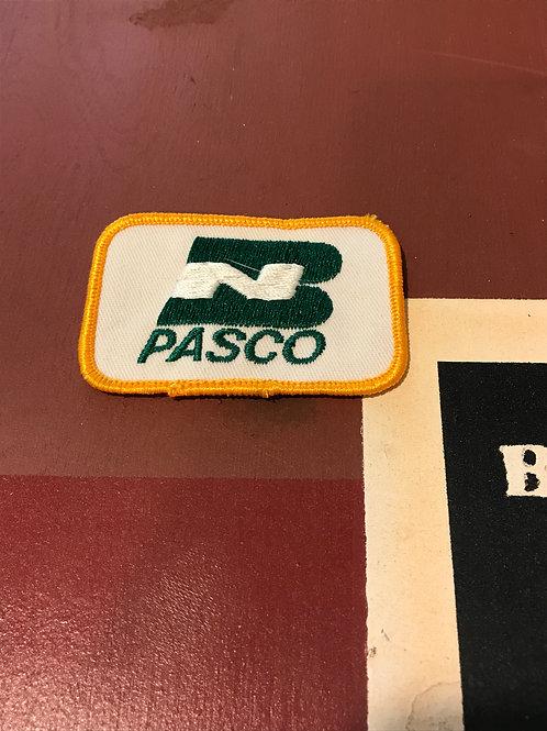 Burlington Northern PASCO Patch