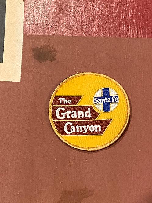 Santa Fe Grand Canyon Patch
