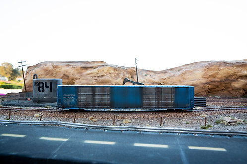 Canadian National 86' Boxcar Ho Scale
