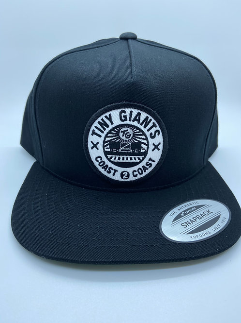 Tiny Giants Seal 5 Panel Snapback Hat