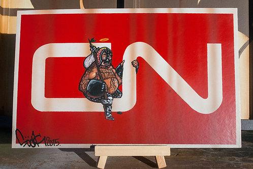 Soak CN Sign