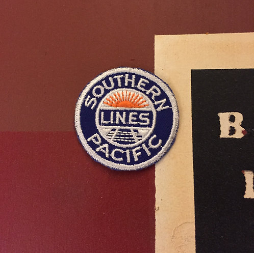 Southern Pacific Lines Patch