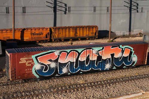 Snafu 86' Ho Scale Southern Pacific
