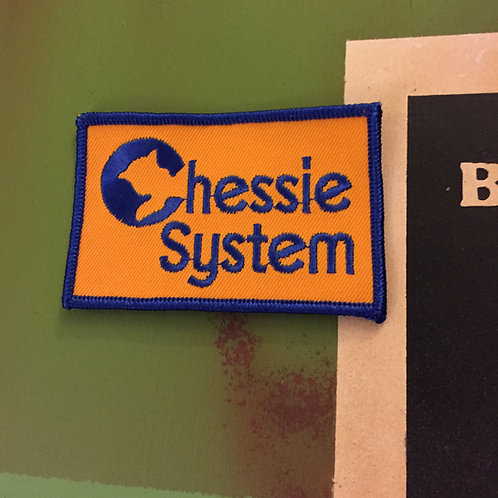 Chessie Systems Patch