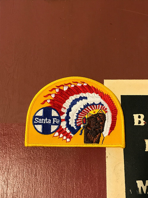 Santa Fe Chief Patch