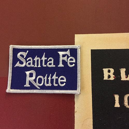 Sante Fe Route Patch