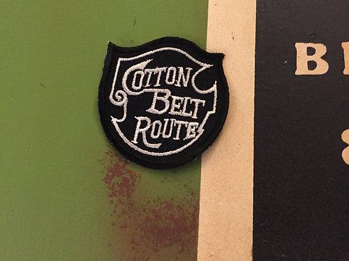 Cotton Belt Route Patch