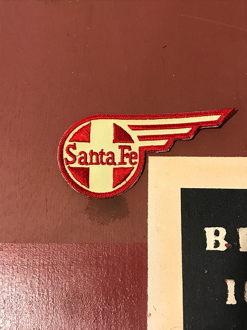 Santa Fe Wing Patch