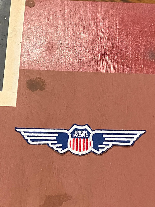 Union Pacific Wings Patch